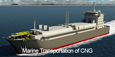 Marine Transportation of CNG