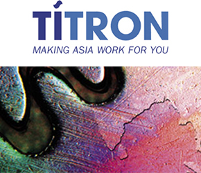 Titron website